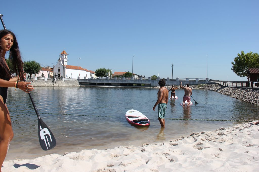 portugal on water - surf school - Sup Classe 2