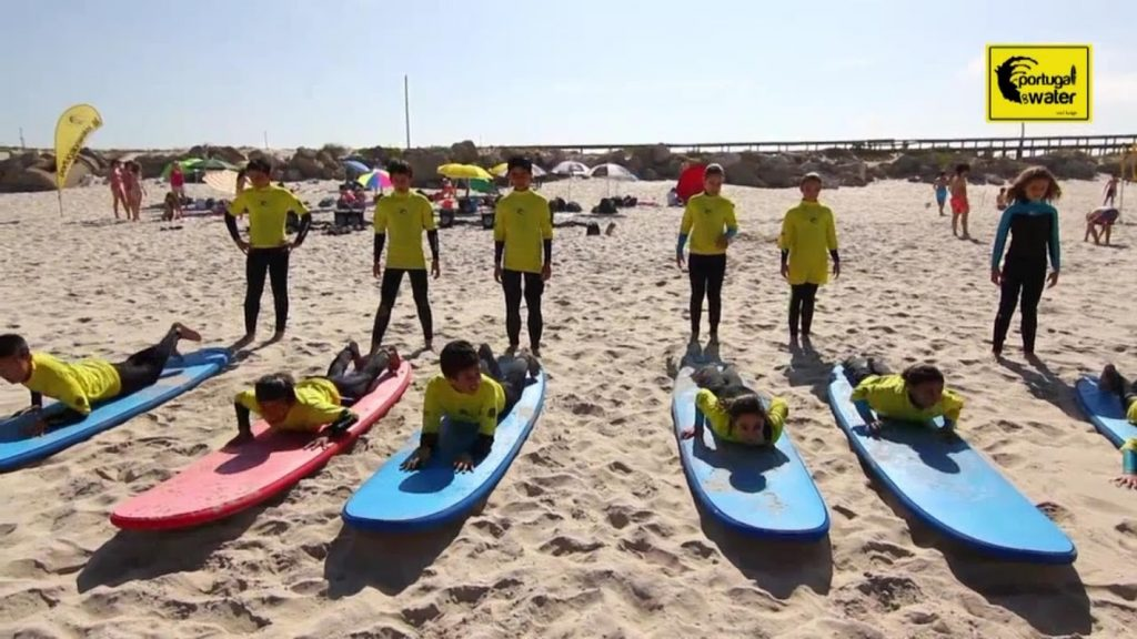 Portugal On Water - Surf School - SurfClasse 2