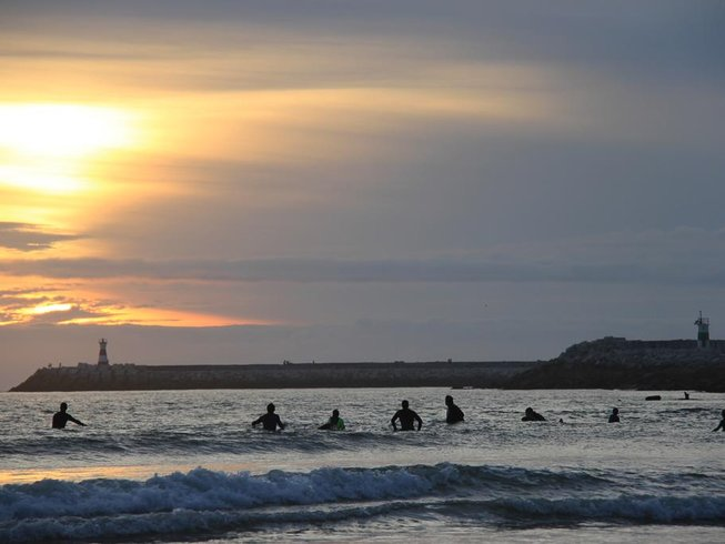 Portugal On Water - Surf School - cabedelo1