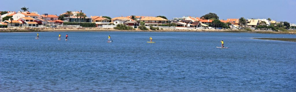 portugal on water - surf school - Sup Classe 1