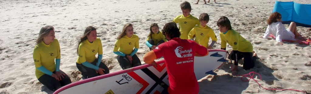 Portugal On Water - Surf School SurfClasse 1